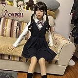 CatDoll正規品 Mila 136CM + 超リアルメイク (顧客からの写真)