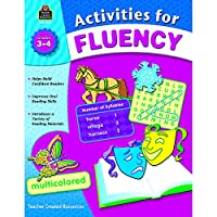 Activities for Fluency, Grades 3 to 4, 144 Pages (並行輸入品)