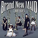 Before Yesterday♪BAND-MAIDのジャケット