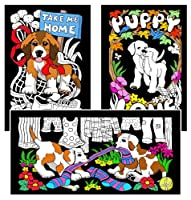 Puppies for Sale – 3 - Pack of fuzzy Posters