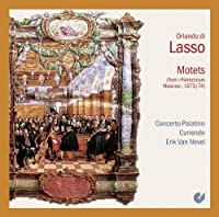 Lasso: Motets from Patrocinium