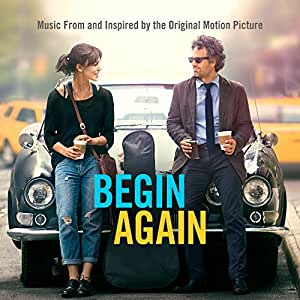 Begin Again - Soundtrack