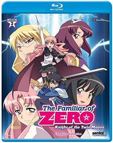 ゼロの使い魔 ~双月の騎士~:シーズン2 北米版 [Blu-ray][Import] Sentai Filmworks