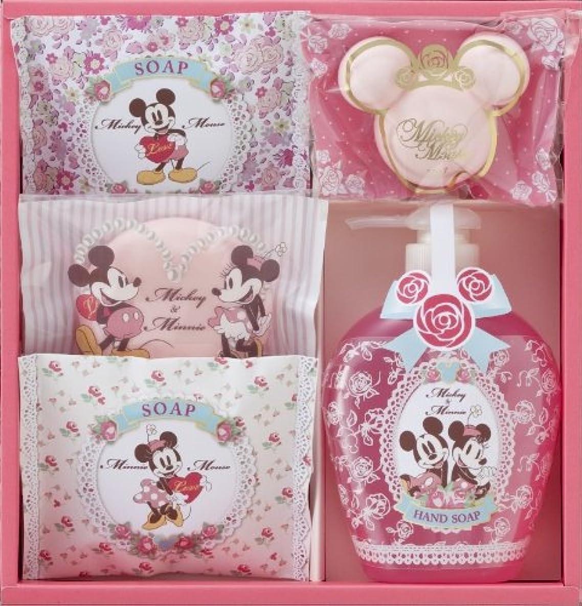洗剤中庭腐敗ミッキー&ミニーハッピーローズギフト MMH-10