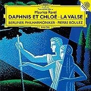 【Amazon.co.jp限定】ラヴェル: バレエ《ダフニスとクロエ》、ラ・ヴァルス (SHM-CD)(特典:クラシックロゴ入り ストーンペーパーコースター1枚)