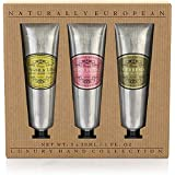 Naturally European Mini Hand Cream Collection, 30 ml