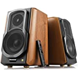 Edifier S1000MKII Audiophile Active Bookshelf 2.0 Speakers - 120w Speakers Bluetooth 5.0 with aptX HD - Optical Input - Power