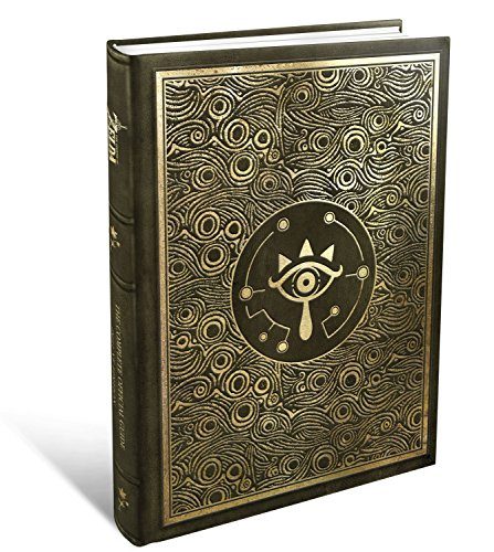The Legend of Zelda: Breath of the Wild Deluxe Edition: The Complete Official Guide