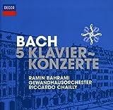 Bach 5 Klavierkonzerte