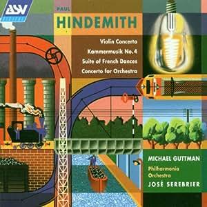 Violin Concerto / Kammermusik 4