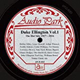 デューク・エリントン第一集 ■ ホット・サイド 1927~1934 Duke Ellington Vol.1 The Hot Side 1927~1934