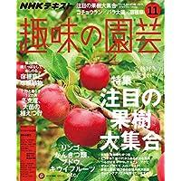 NHK 趣味の園芸 2018年 11月号 [雑誌] (NHKテキスト)