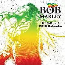 Bob Marley 2018 Wall Calendar
