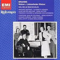 Brahms;Waltzes