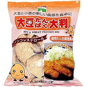三育 大豆たんぱく 大判 70g