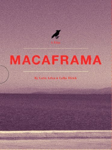MACAFRAMA (htpb0004)[ピストバイク] [DVD]