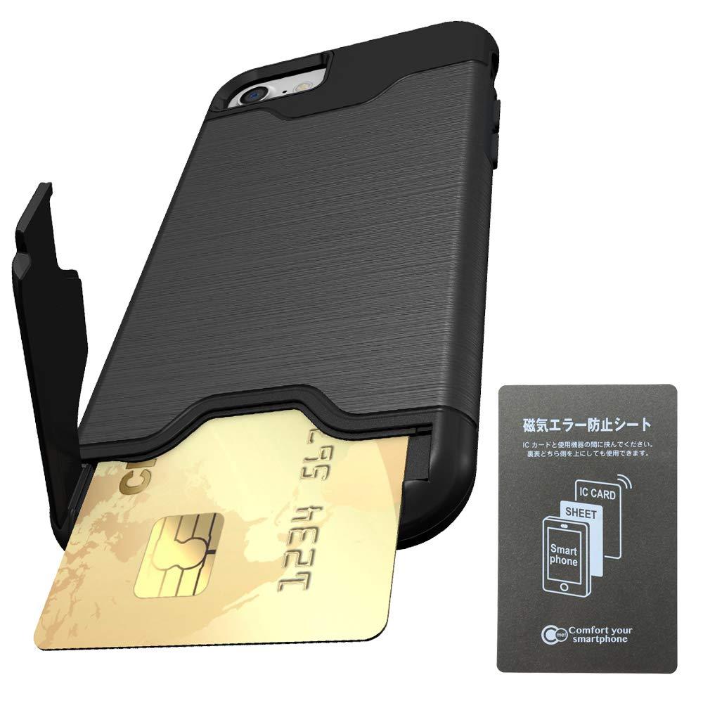 cf38d00ab0 iPhone 7ケース FELITAS 高級PU アイフォン7対応ケース かっこいい 復古 ...