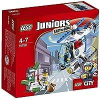 レゴ (LEGO) ジュニア ポリスヘリコプターの追跡 10720