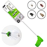 Spider-Mate™ - Pest Control Spider Catcher - 65cm Long reach - Easily Traps Spiders, Insects and Bugs without harm -