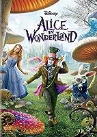 ALICE IN WONDERLAND (2010)/ (AC3 DOL WS)(北米版)(リージョンコード1)[DVD][Import]