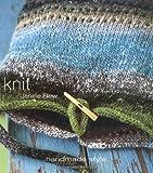 Knit: Handmade Style (Handmade Style (Thunder Bay Press)) 画像