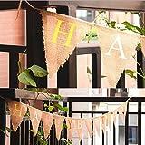 人気NO.1お誕生日パーティー装飾用品 お誕生日を飾りましょ パーティー装飾用品 HAPPY BIRTHDAY誕生日黄麻横断幕 (ピンク+ブル)ペーパーポンポン20cm