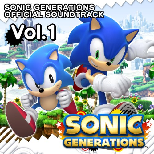 SONIC GENERATIONS OFFICIAL SOU...