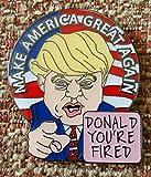 ドナルド・トランプYou 're Fired For President 2016ラペルピン