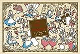 500ピース ジグソーパズル ウッドパズル ワンダーランド-アリス-(26x38cm)
