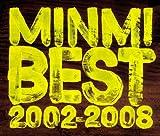 MINMI BEST 2002-2008 画像