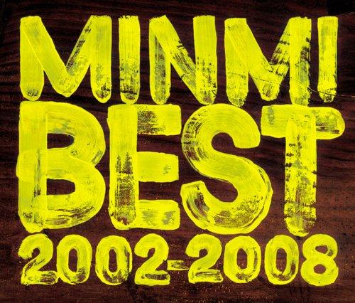 MINMI BEST 2002-2008の詳細を見る