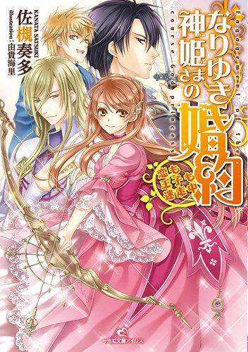 なりゆき神姫さまの婚約 恋も王子も迷走中 (一迅社文庫アイリス)の詳細を見る
