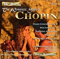 Romantic Side of Chopin by Chopin