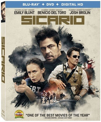 Sicario [Blu-ray] [Import]の詳細を見る