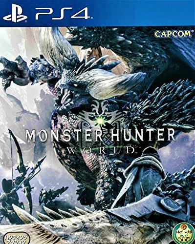 (PS4)MONSTER HUNTER WORLD モンスターハンター ワールド(アジア版)(日本語/英語) [並行輸入品]