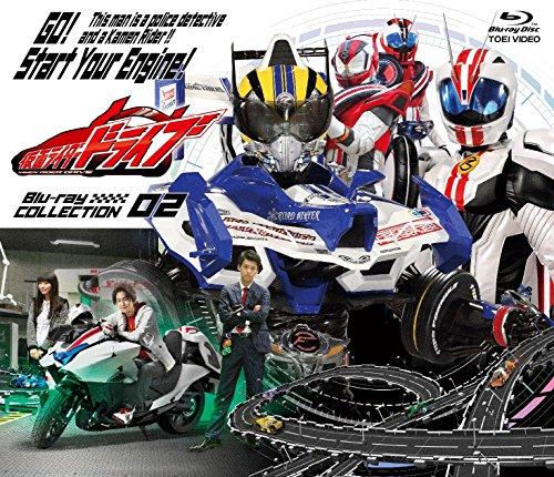 仮面ライダードライブ Blu-ray COLLECTION 2