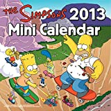 The Simpsons 2013 Mini Calendar