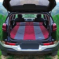GYP 屋外UVユニバーサルポータブル自動インフレータ車のベッドインフレータブルベッドエアベッド車のベッド車の衝撃ベッド寝袋 ( 色 : ピンク ぴんく )