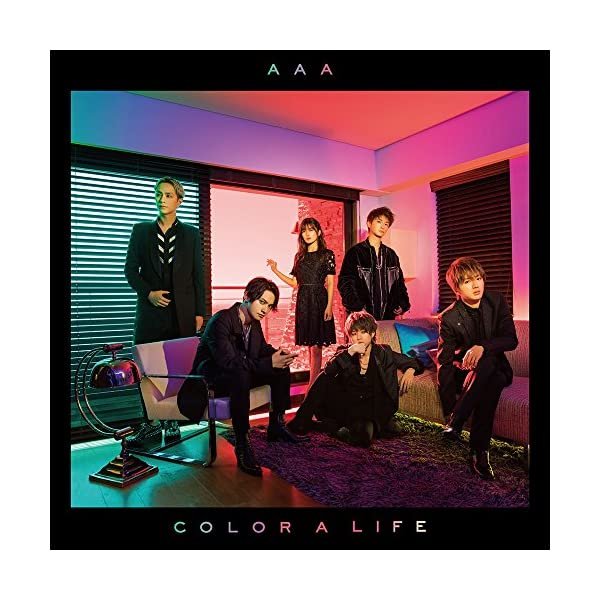 COLOR A LIFE(CD+DVD)(スマ...の紹介画像1