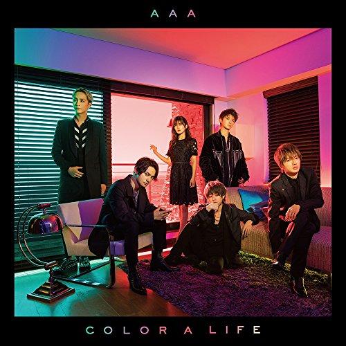 COLOR A LIFE(AL+DVD)(スマプラ対応)(初回生産限定盤)