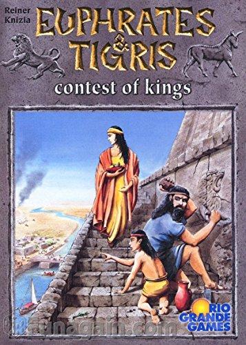 チグリス・ユーフラテス (Euphrates & Tigris) 278F ボードゲーム