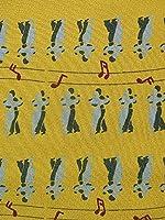 [kimonotte]キモノッテ 生地 ポリエステル ダンス 幅105cm 長さ50cm