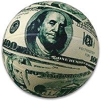 Money Micro Basketball (1 ball) by Rhode Island Novelty