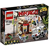 Lego Ninjago Movie Ninjago City Chase 70607 Playset Toy
