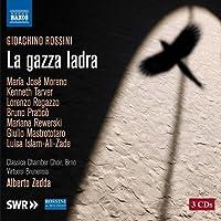 ロッシーニ:歌劇「泥棒かささぎ」2幕 [3CDs]
