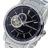 セイコー オートマチック 自動巻き メンズ 腕時計 SSA265K1 ブラック [並行輸入品]