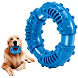 Feeko Dog Chew Toys for Aggressive Chewers Large Breed, Non-Toxic Natural Rubber Indestructible Dog Toys, Tough Durable Puppy