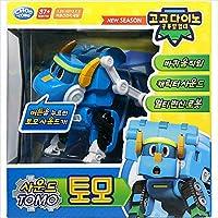 Chooyong GoGo Dino Sound Tomo 変形ロボット玩具 [並行輸入品]