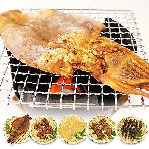 おつまみ 珍味 5種 のどぐろ えいひれ スルメイカ ほたるいか あじ 【ネコポス】 越前宝や 海鮮 おつまみセット