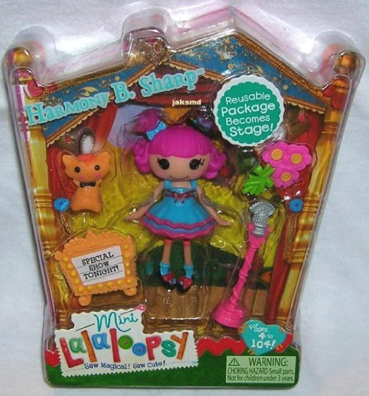 Mini Lalaloopsy Doll - Harmony B. Sharp by Lalaloopsy [並行輸入品]